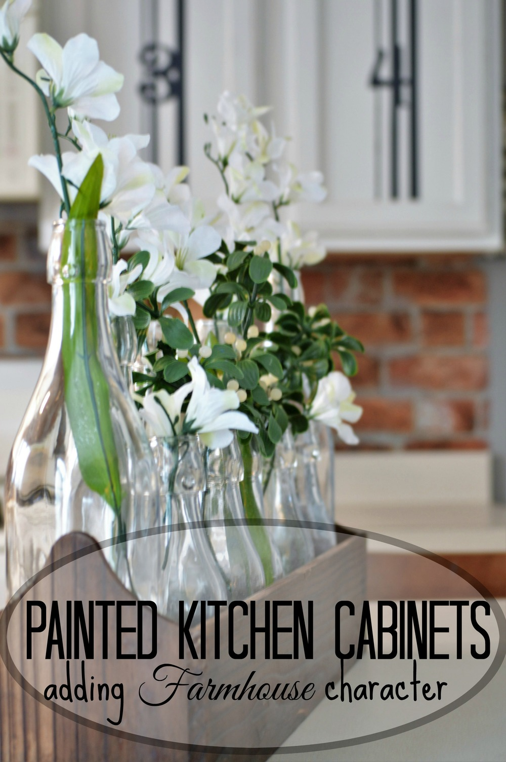 PaintedKitchenCabinetsFarmhouse