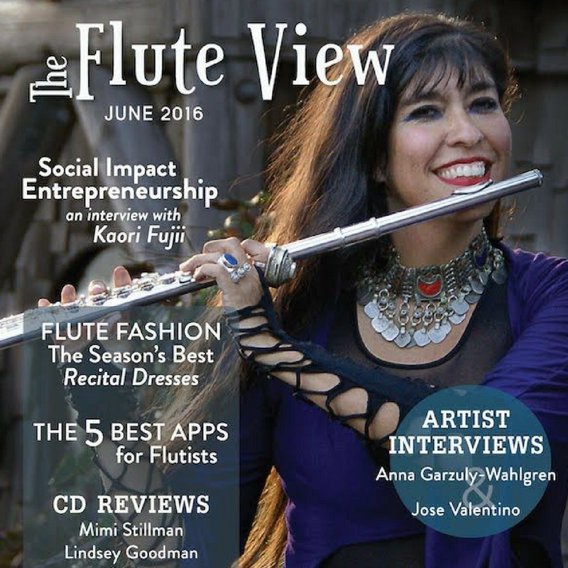 The Aware Flutist: Roundtable Discussion with Lisa Garner Santa, Amy Porter, Jolene Harju, and Susan Fain by Claire Howard