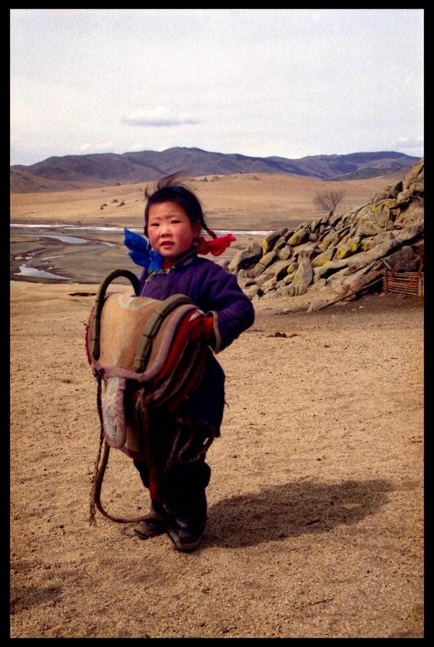 Övörkhangai Aimag, Mongolia.
