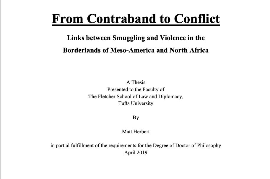 Phd thesis diplomacy