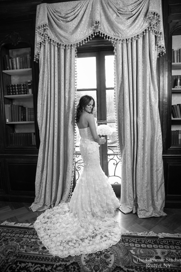 Photographer - Glenmar  Venue - Chelsea Mansion - First Look photos   Flowers - Andrew Pascoe
