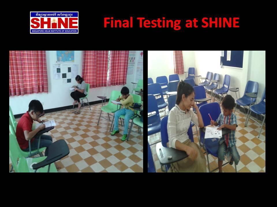 CEP Term 2 Final Testing
