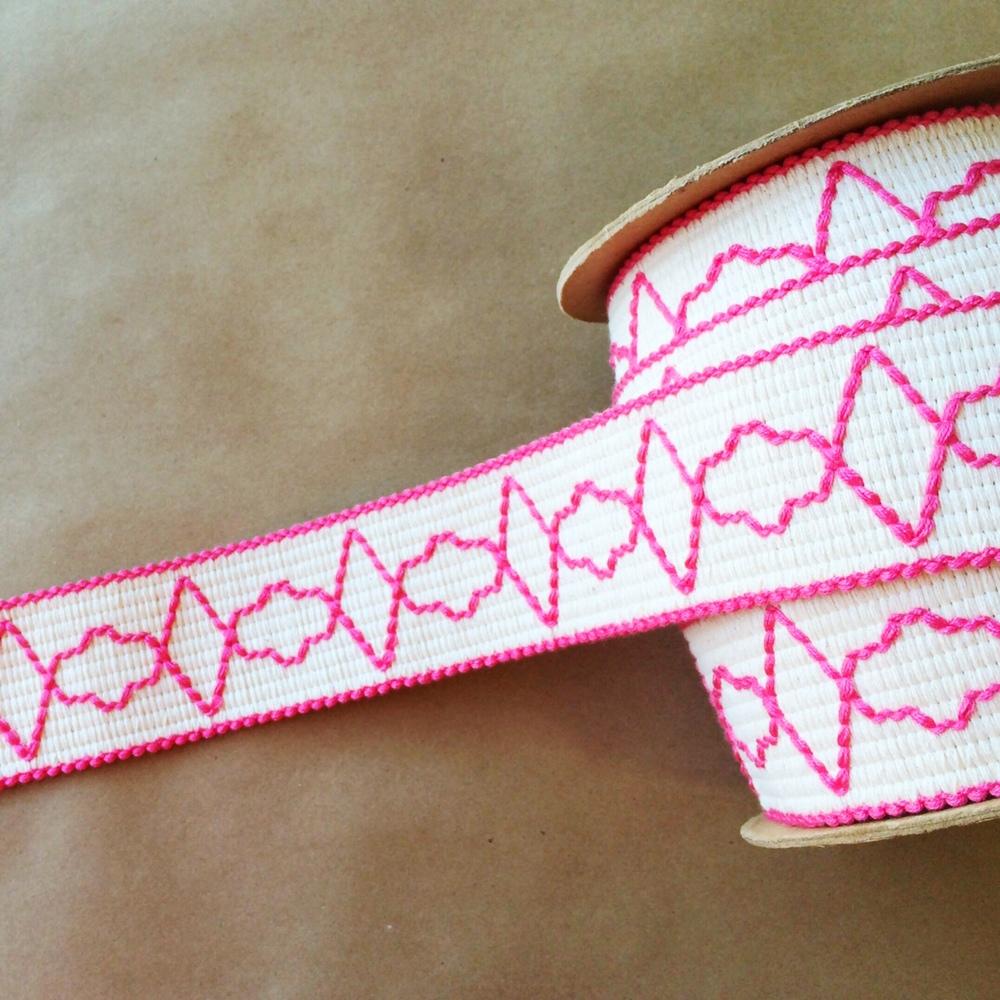 Quincy Hot Pink