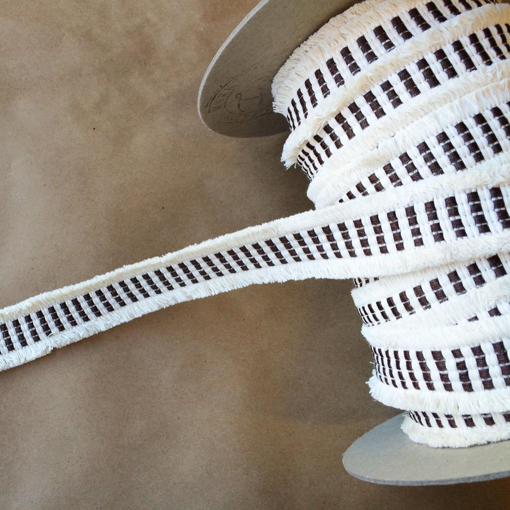 Basketweave Chocolate