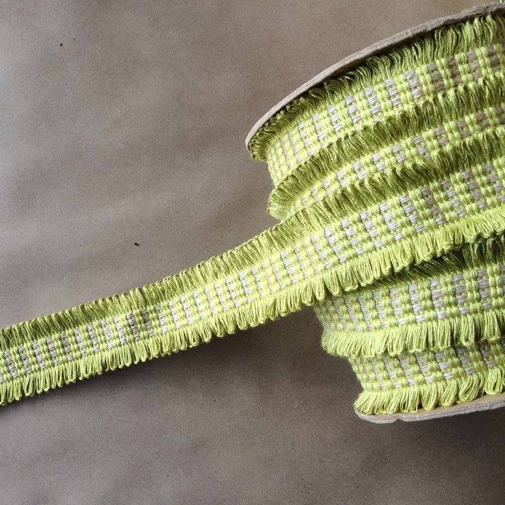 Basketweave Loop Lizard Jute