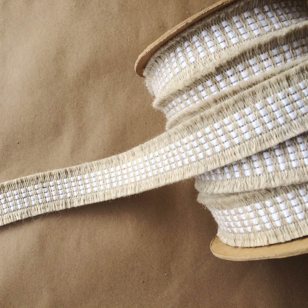 Basketweave Wool Seagull