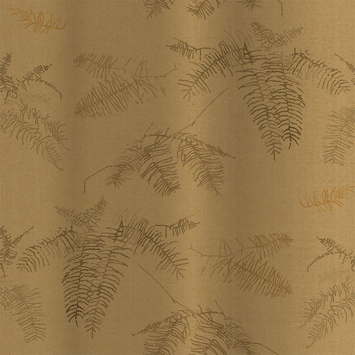Coral Fern Dark Tan