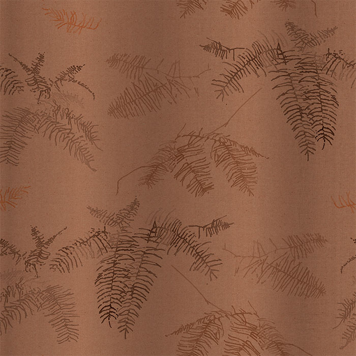 Coral Fern Copper