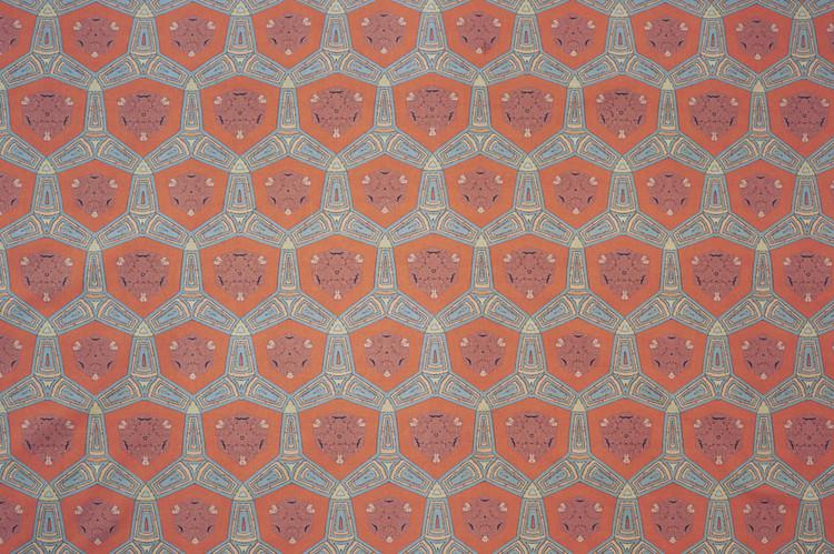 Grecian Tile V2 Terracotta