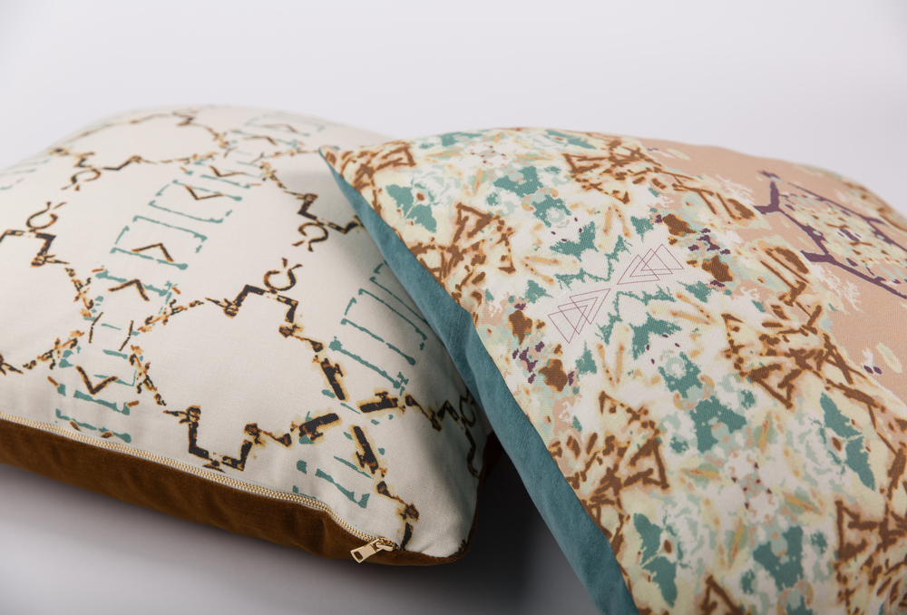 Patina & Desert Alchemy Cushions