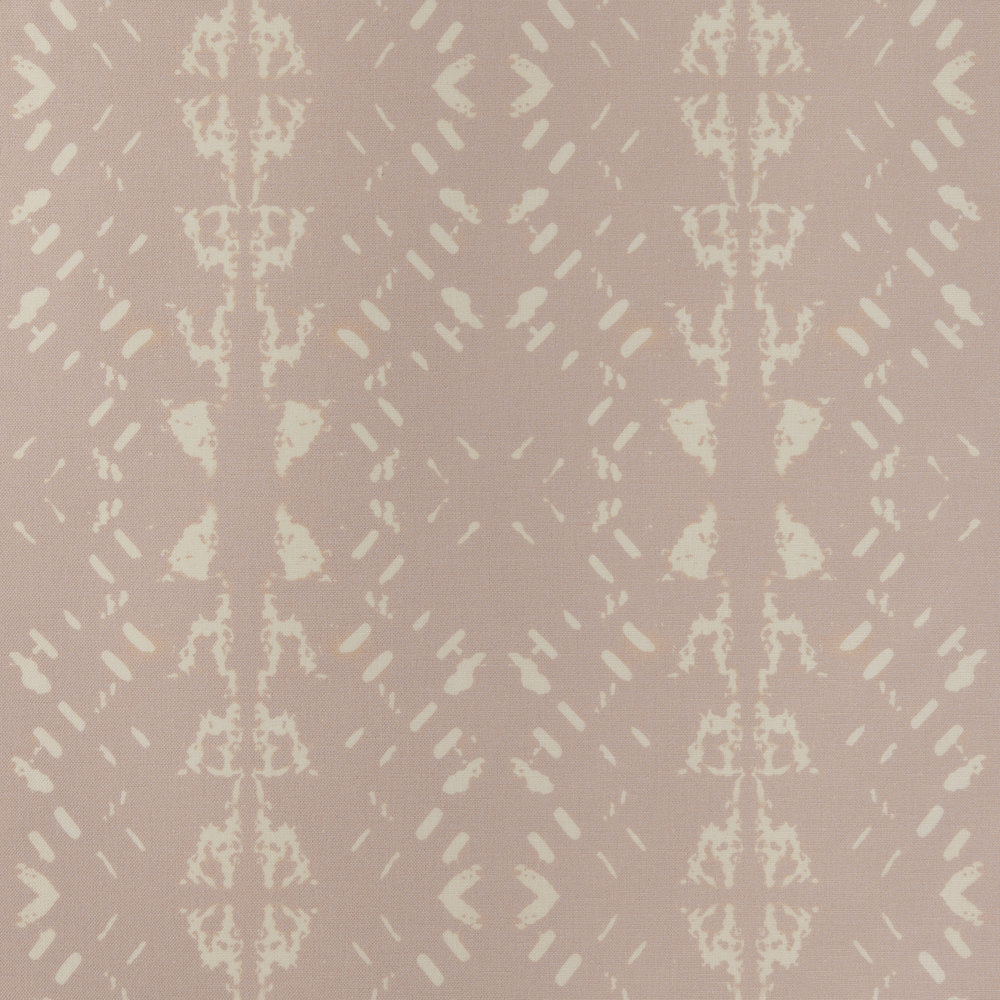 Native Embers Bleached Rose Fabric Repeat
