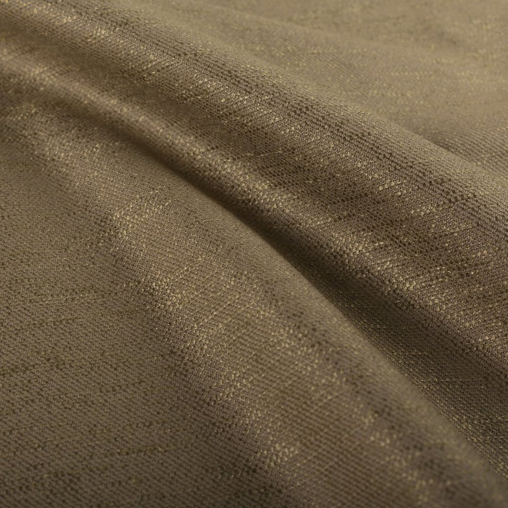 Bronze Lustrous Woven Eco-blend Fabric