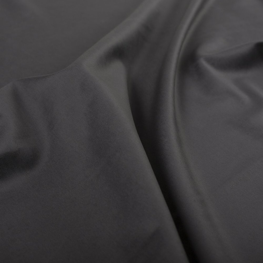 Steel Organic Cotton Velvet