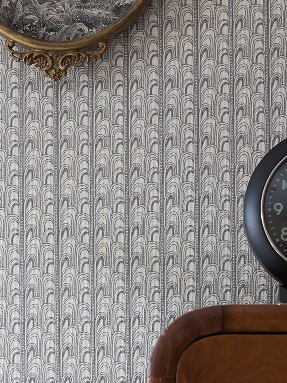 Deco Grasscloth Wallpaper