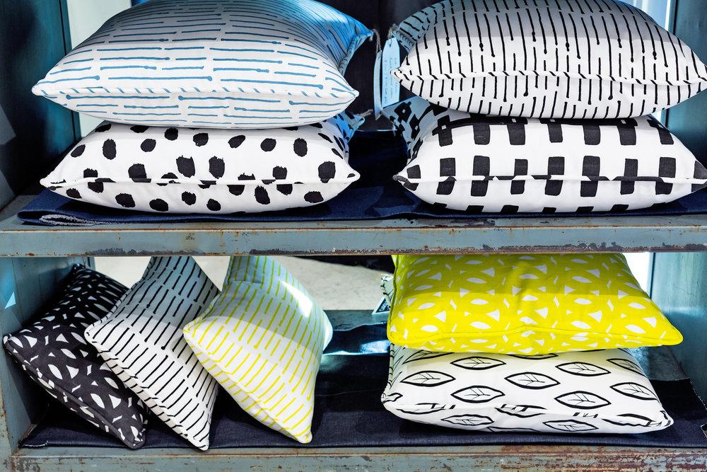 Caroline Cecil Balinesia Pillows