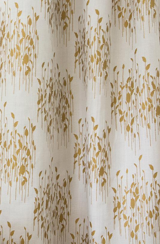 Phragmites Gold Oyster Linen