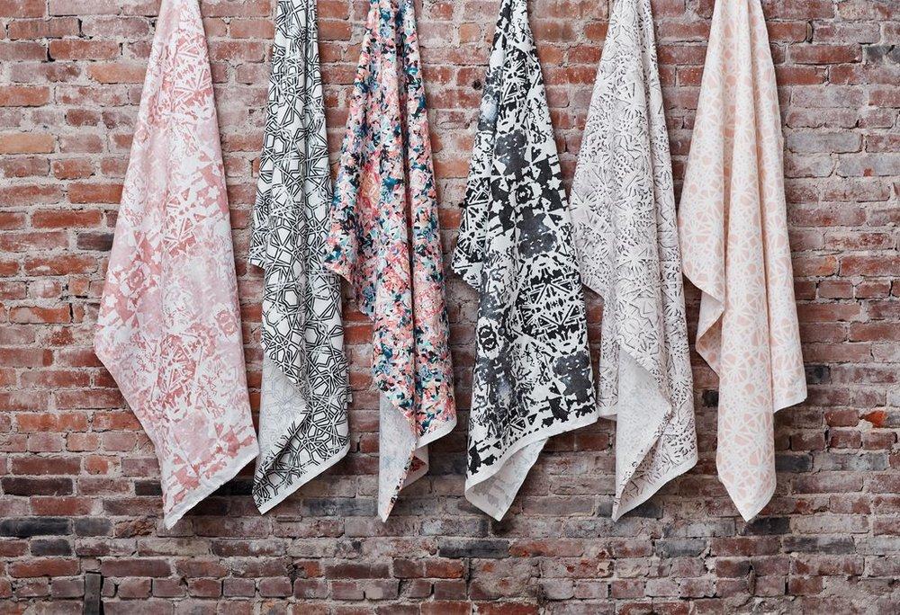 Savannah Hayes Linen Fabrics