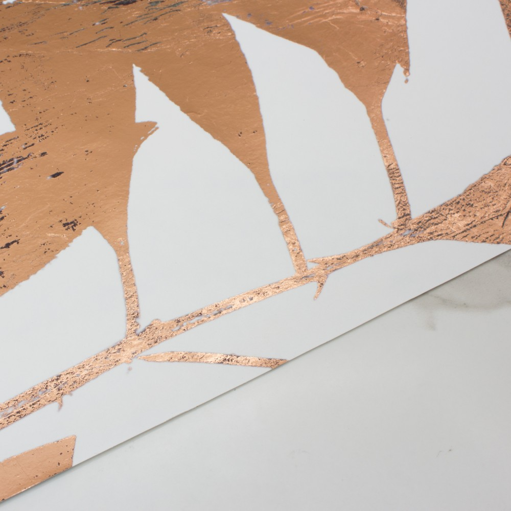 Rye - Copper detail