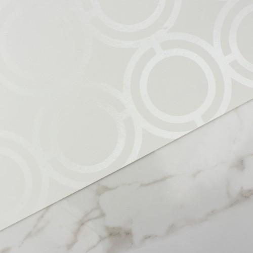 Palladian loop - Spot Gloss detail
