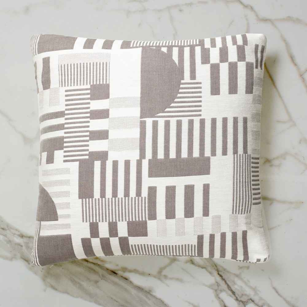 Hayward Woven Day Cushion - Elephant
