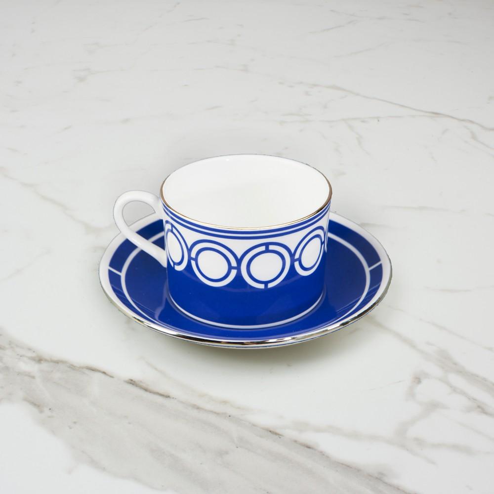 Palladian Tea Cup+Saucer No.2