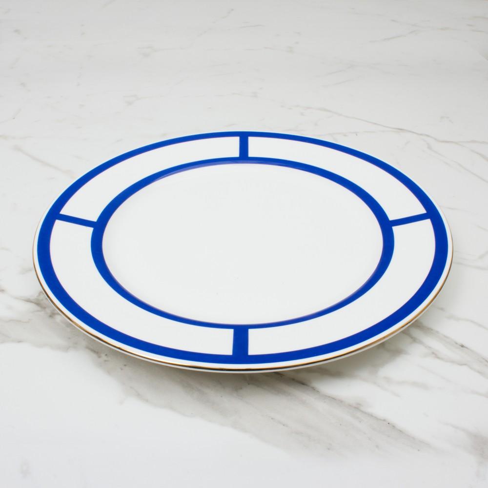 Palladian Dinner Plate No.2