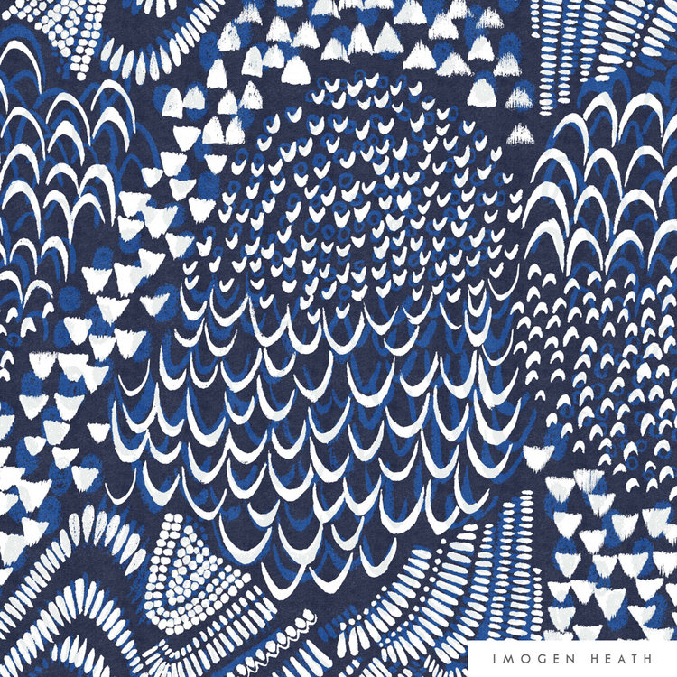 Starling - Blue
