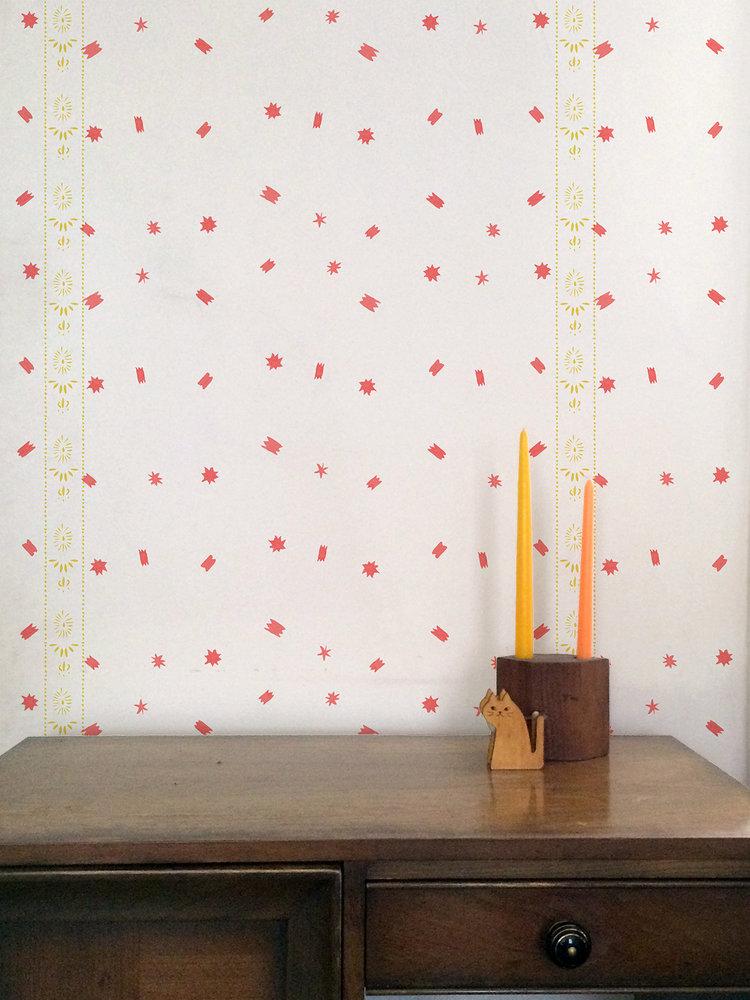 Stars - Lemon & Poppy on Paper