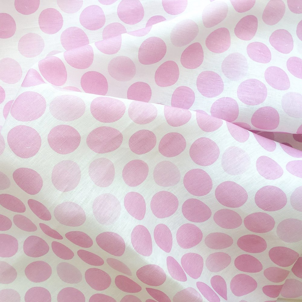 Morgan Polka-Dot in Lilac