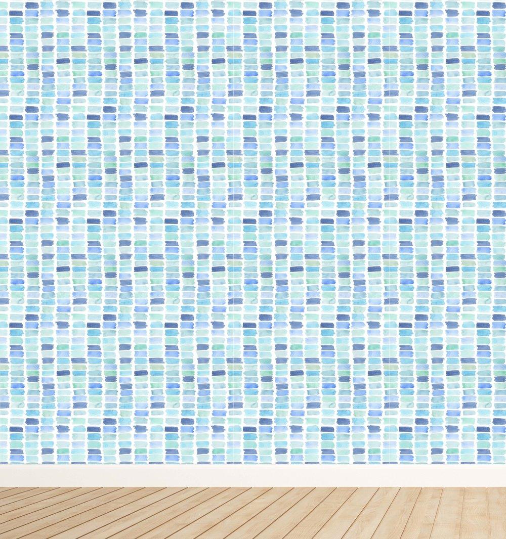Emerson in Seaglass Wallpaper