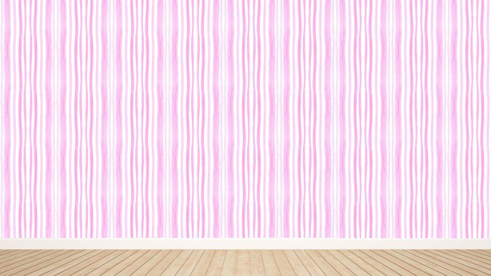 Renee in Hot Pink Wallpaper