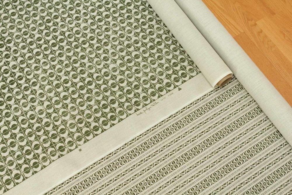 Seto and Abuja fabrics