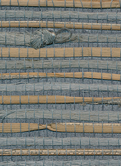Jute Wide Wale Grasscloth - Bluebird
