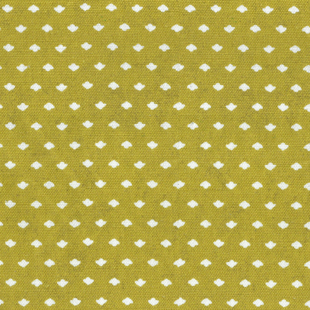 Calico Dot in Golden