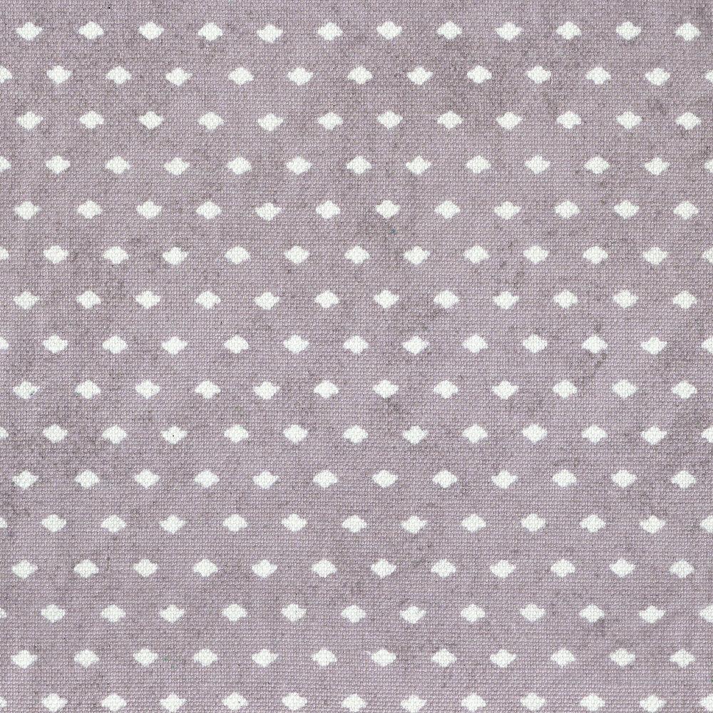 Calico Dot in Lavender