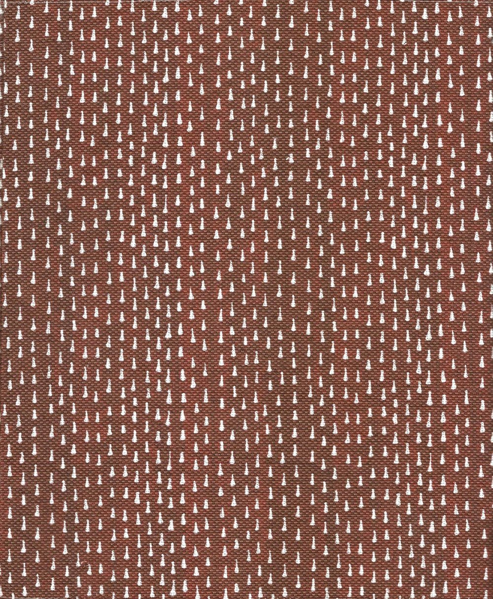 Kantha in Russet