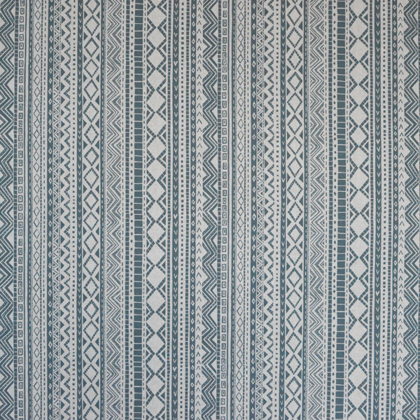 Kuba Cloth Natural Blue