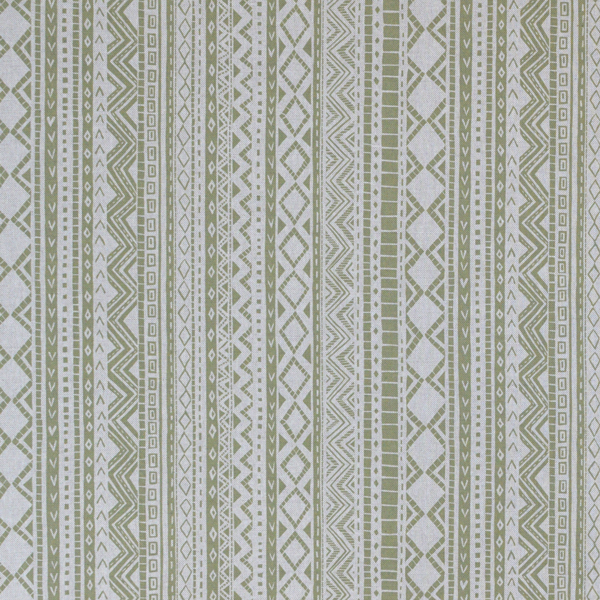 Kuba Cloth Natural Green