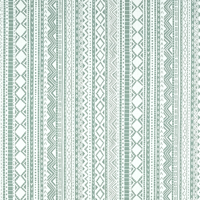 Kuba Cloth Teal