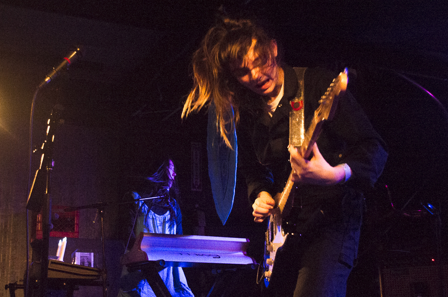 Photo by Alexandria Dravillas, Cherry Glazerr show at Subterranean in Chicago on Jan. 28