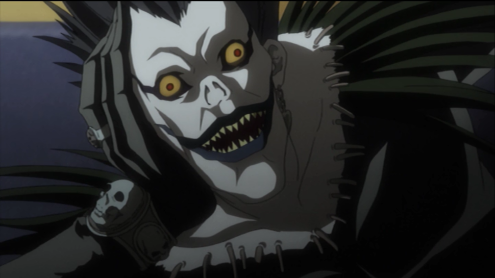 The live action adaptation does Ryuk justice by capturing his image in the original anime...