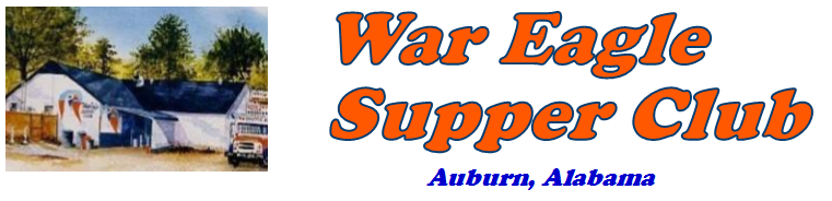 War Eagle Supper Club