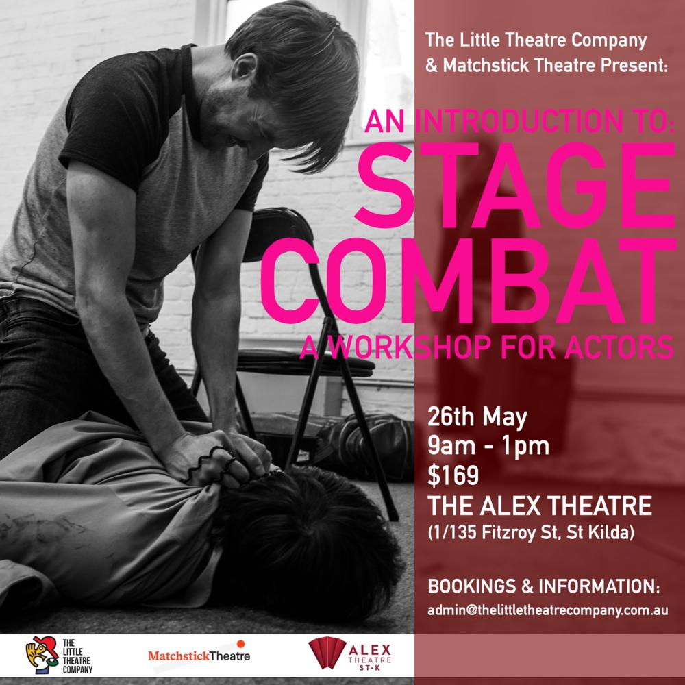 Stage Combat Workshop