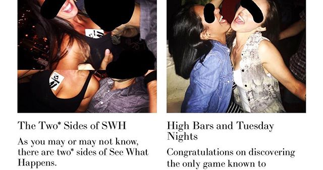 Check out our new blog for tips, tricks, and secrets on how to play the most mind-blowingly fun game of the century. Get yours at http://SWH.cards.  #SWHgame #seewhathappensgame #swhprotip #bachelorparty #bacheloretteparty #bacheloretteweekend #bachelorette #bachelor