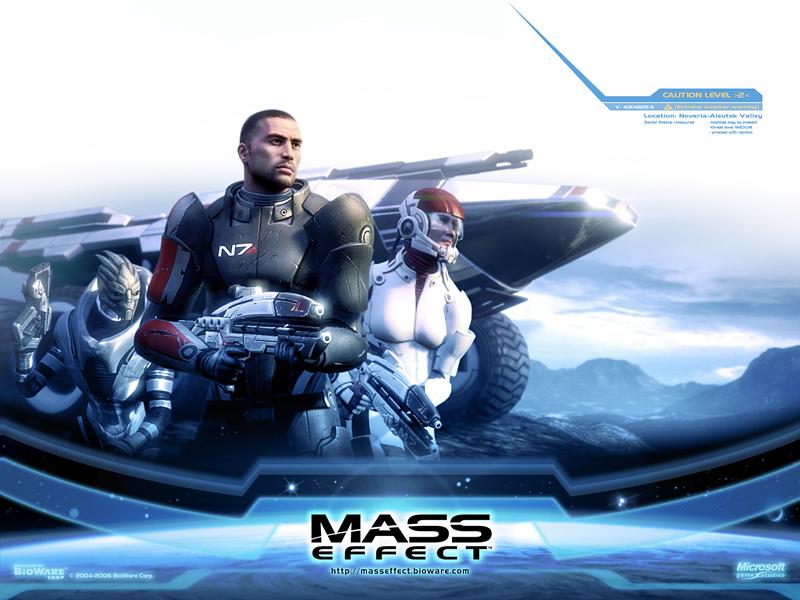 Imagem Oficial do time realizando uma missão de exploração.