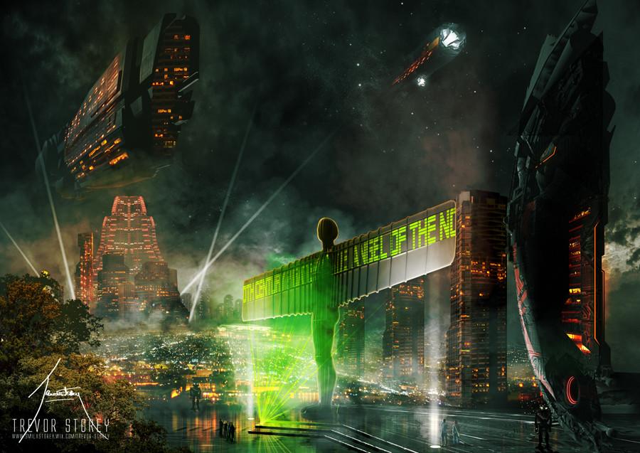#Cyberpunk #DeliDaPersy