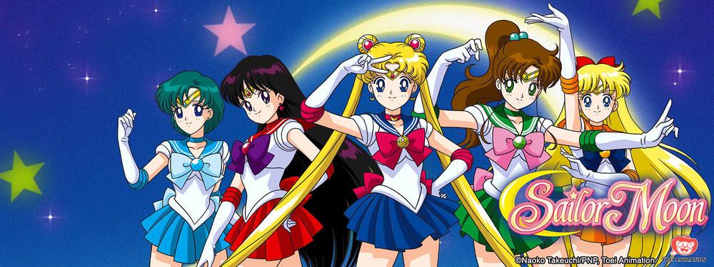 Sailor Moon #Anime #DeliDaPersy #Shoujo