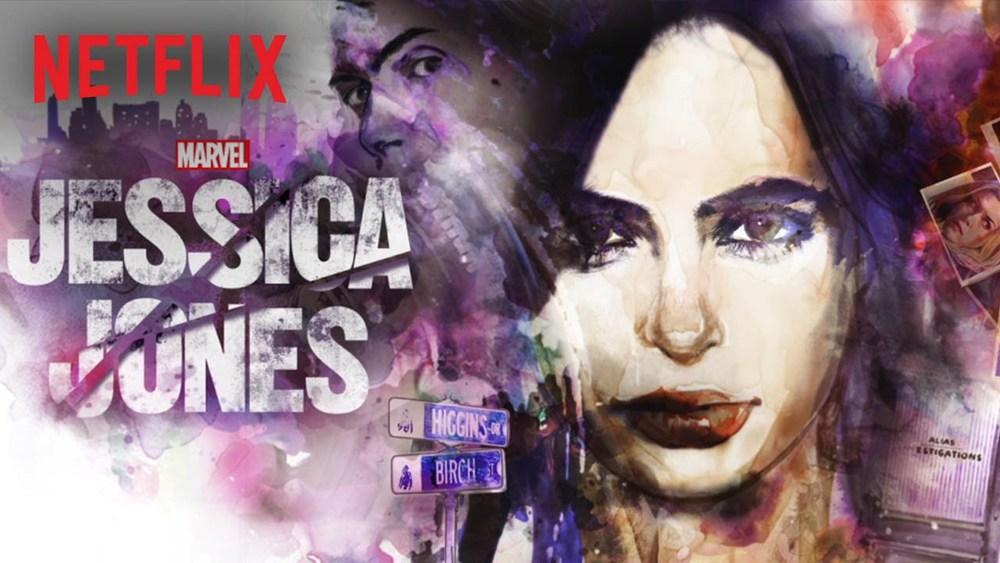 Série de TV da Marvel em parceria com Netflix #Marvel #Netflix #JessicaJones #DeliDaPersy #Herois