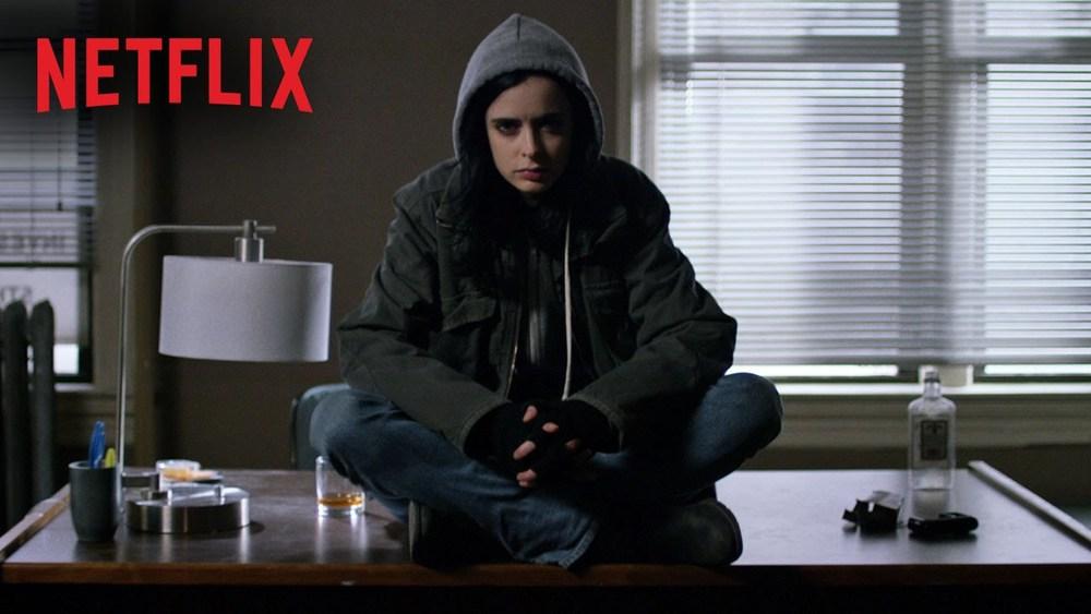 #Marvel #Netflix #JessicaJones #DeliDaPersy #Herois
