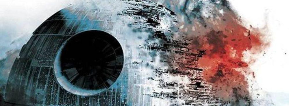 Destruição da Estrela da Morte - Star Wars Estrelas Perdidas #starwars #livro #ficcaocientifica #DeliDaPersy